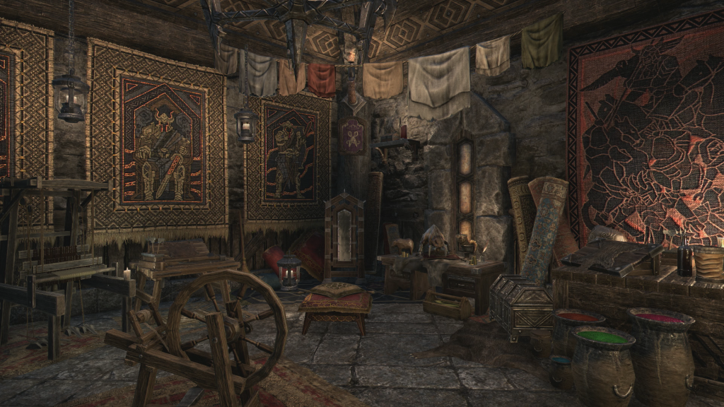 Interview everything we know about elder scrolls onlines for Homestead furniture eso