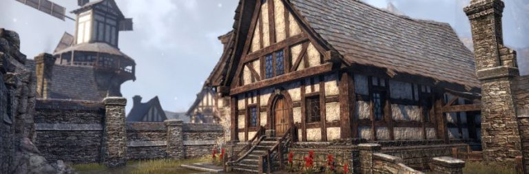 Interview: Everything we know about Elder Scrolls Online's player housing