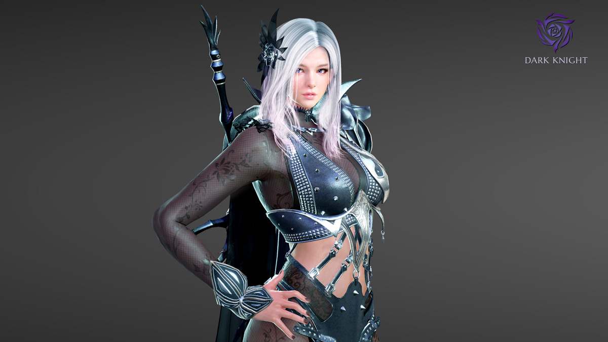 Black Desert Online's Dark Knight is coming soon in Korea