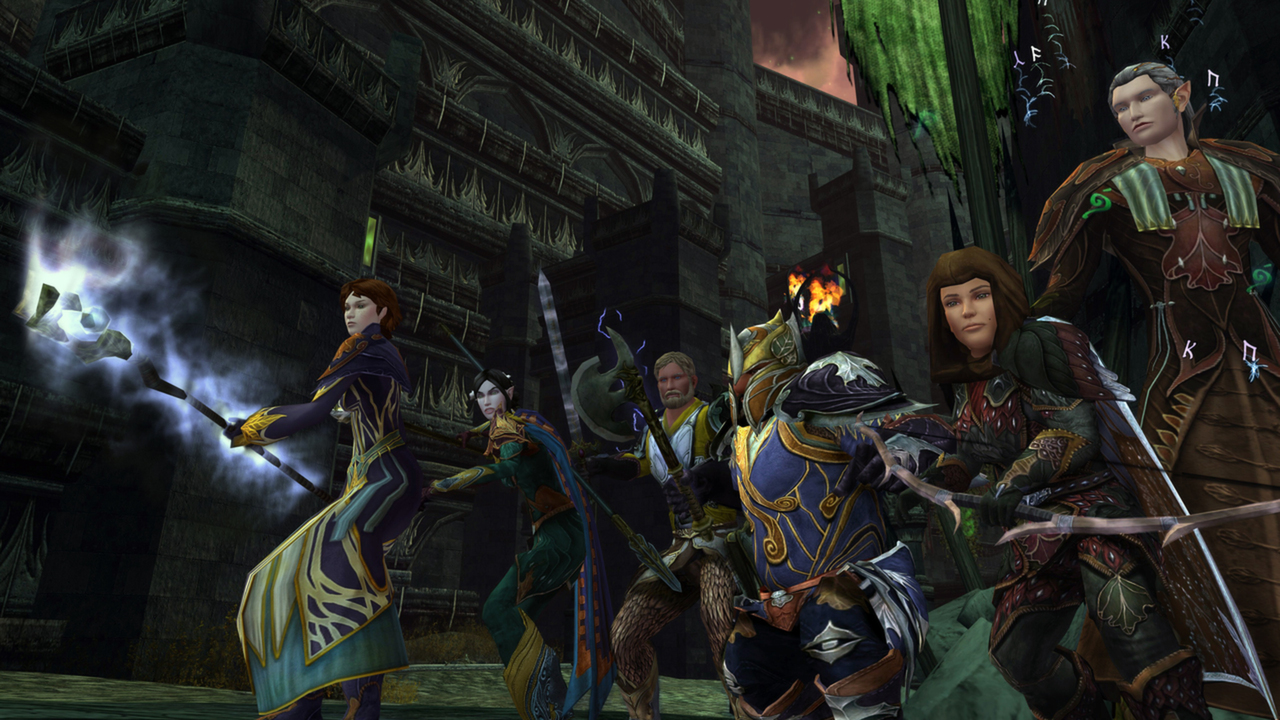 Lord Of The Rings Online Massively Overpowered