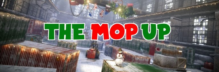 The MOP Up: Christmas in a warzone (December 25, 2016)