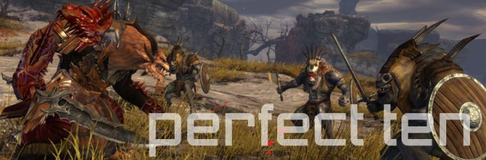 Perfect Ten: Understanding MMORPG Warriors | Massively Overpowered