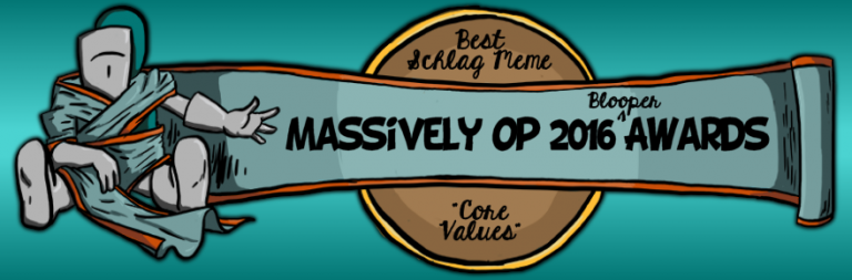 Massively OP's 2016 Blooper Awards: Schlag Meme of the Year