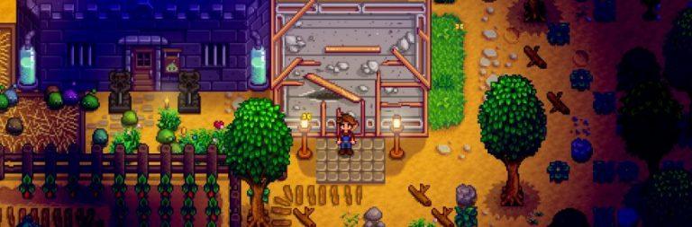 Stardew Valley comes to console next week, updates multiplayer progress