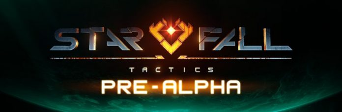 Pick Up A Starfall Tactics Pre Alpha Key From Snowforged And Mop