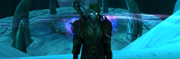 World of Warcraft plans to add unobtainable transmog appearances in the future