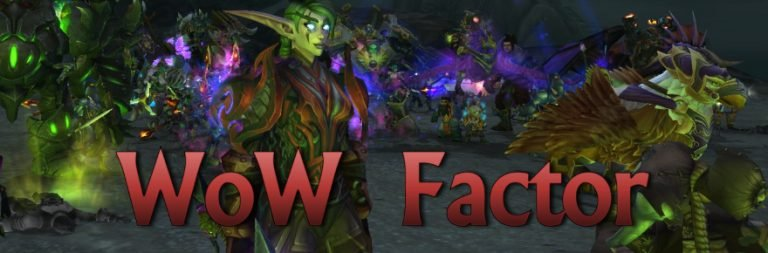 WoW Factor: All I want from Shadowlands is the pre-patch