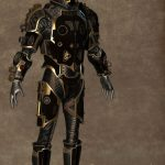 Clockwork_Armor_Black_Front