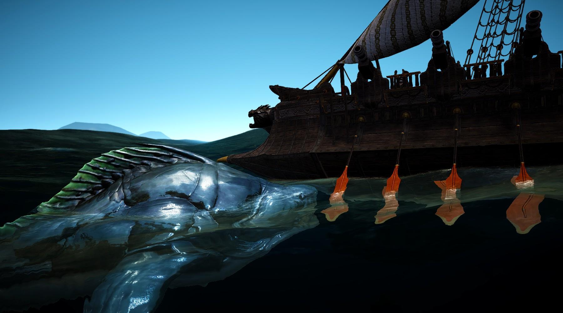 Black Desert's ship-faring Margoria expansion sails westward