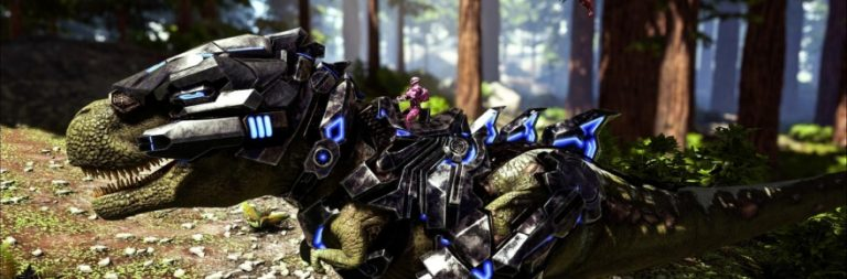 ARK: Survival Evolved adds high technology with its newest patch