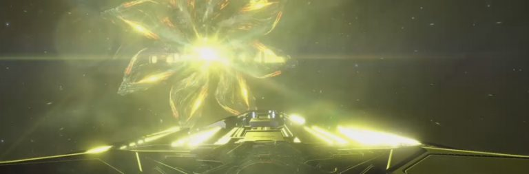 Elite: Dangerous players are putting together fragmented accounts of fighting the Thargoids