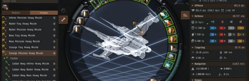 EVE Online fixes latency bugs, will redeploy 119.1 ...