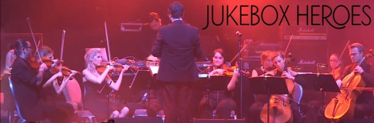 Jukebox Heroes: Live performances of MMO scores