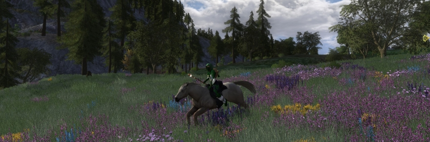 LOTRO saddles a free horse for VIP members – Massively Overpowered