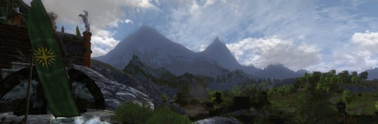 LOTRO's Mordor expansion will take place after the destruction of the One Ring