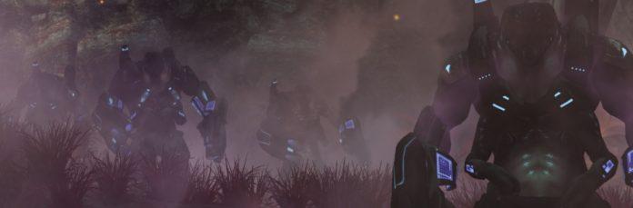 Guerillas in the mist, indeed.