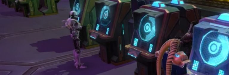MMO lockboxes, keys, and booster packs: Gambling or gaming?