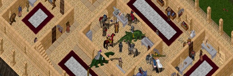 Ultima Online's New Legacy will introduce family surnames and heraldry