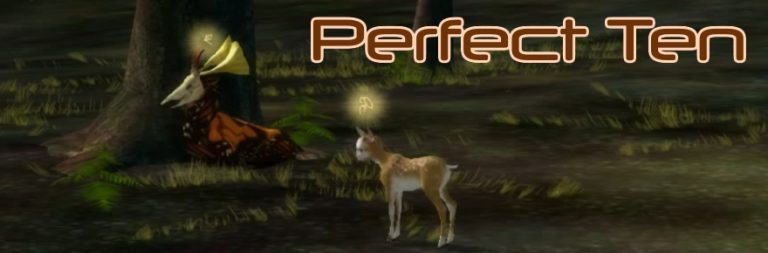 Perfect Ten: MMORPGs that walk on the weird side
