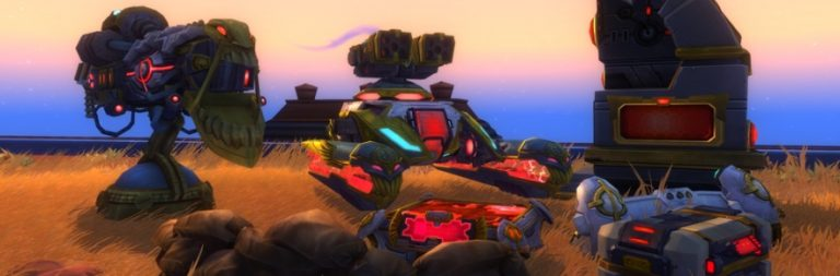 The Daily Grind: Which MMO should have its own toy line?