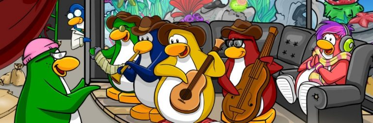 Club Penguin rogue server shut down following discovery of explicit content