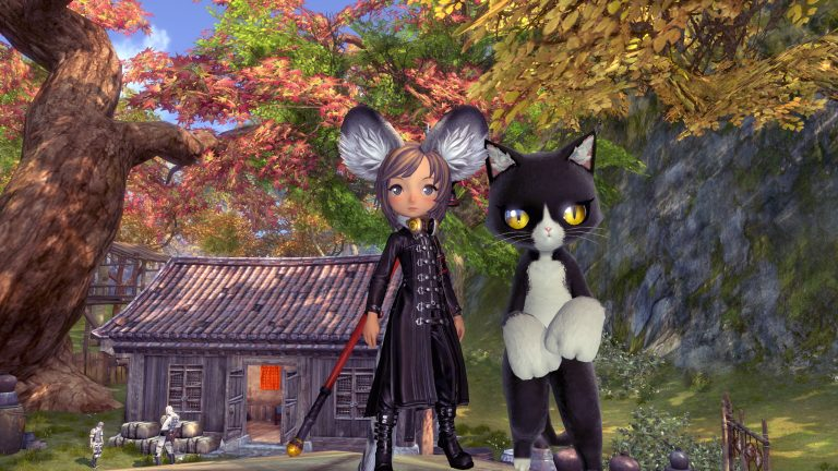Blade And Soul Weapon Leveling