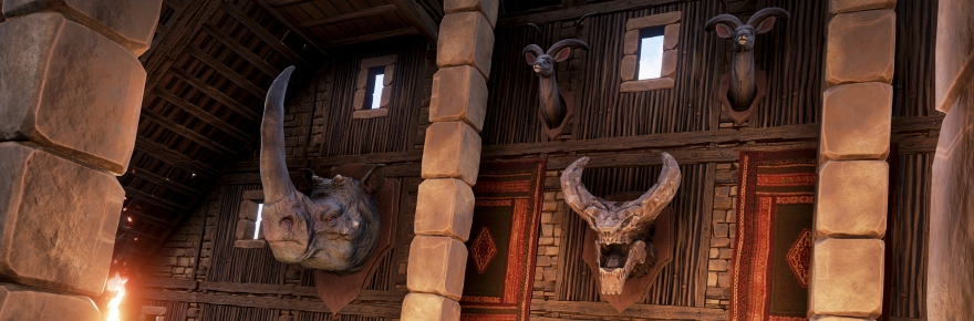 conan exiles how to attach draw bridge