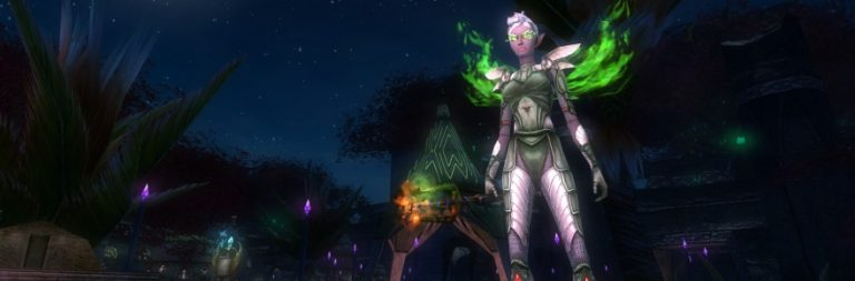 Check out character creation, outfits, and hirelings for Dungeon & Dragons Online's Raveloft jaunt