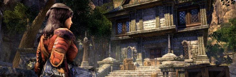 MMO Year in Review: A home of your own in Elder Scrolls Online's Tamriel (February 2017)