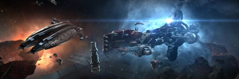 A communications blackout threatens EVE Online