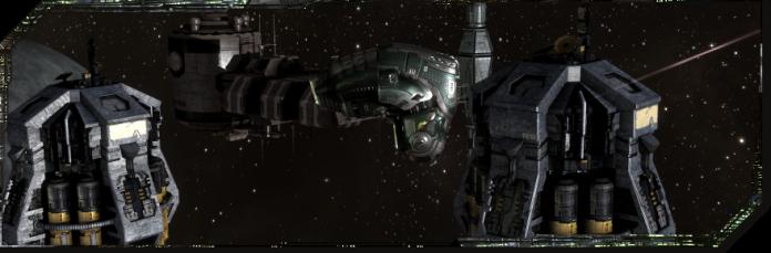 EVE Evolved: Would EVE Online make a good survival game