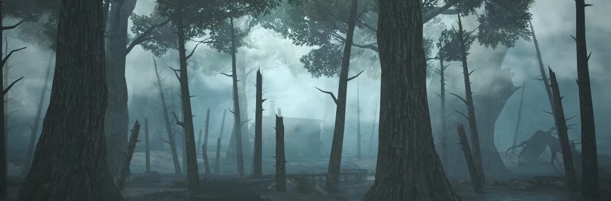 I don't have these screenshots yet, but still, this looks like a pretty Samurai-ish area, yes?