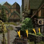 Shroud of the Avatar's R39 adds town shrines, delays room renting
