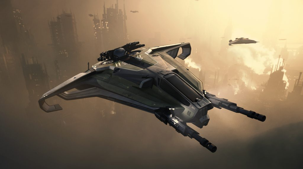 star citizen promotes spectrum begins anvil hurricane ship sale massively overpowered. Black Bedroom Furniture Sets. Home Design Ideas