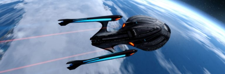 Star Trek Online may unveil its game-changing future next weekend