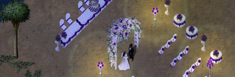 Ultima Online adds wedding package in time for Valentine's Day