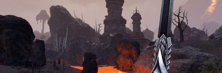 Elder Scrolls Online grants glimpses of Morrowind's Vivec and Ashlands