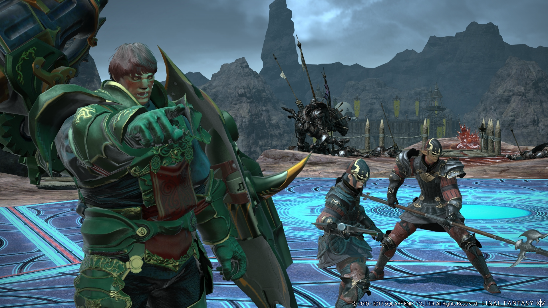 Final Fantasy XIV launches patch 3 56 and removes free trial time
