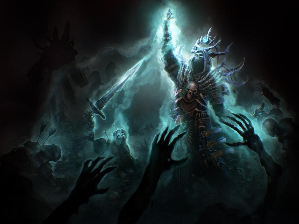 grim dawn reveals necromancer class for this year�s