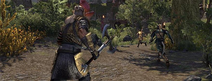 Tamriel Infinium: Battlegrounds will change Elder Scrolls
