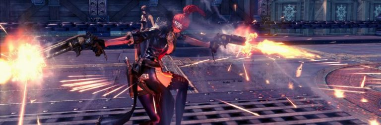 Check out footage of Blade & Soul's Maestro in action