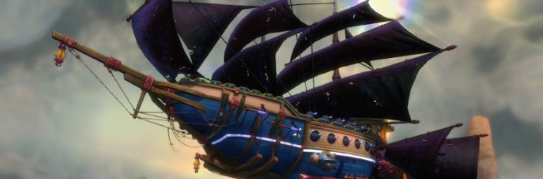 Cloud Pirates opens up a new deathmatch map