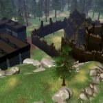Crowfall's community tries its hand at building for the first time