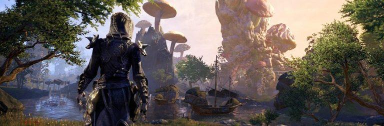 Elder Scrolls Online posts a Morrowind province primer