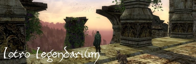 LOTRO Legendarium: A guide to starting fresh in Lord of the Rings Online