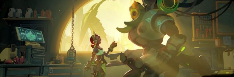 Overwatch is getting a young adult novel focused on Orisa's creator, Efi Oladele