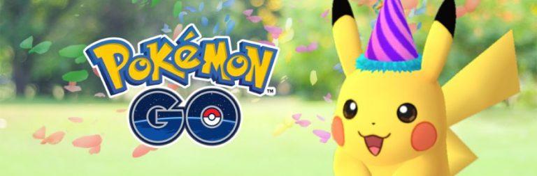 Pokemon Go's first anniversary report card