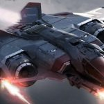 Star Citizen unlocks Sabre for free flight this weekend, talks about Star Marine weapons and economic chain