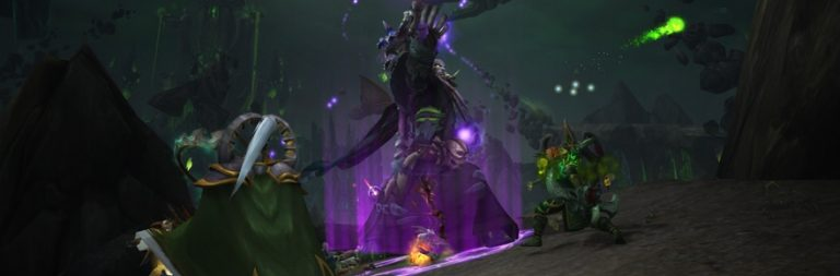 World of Warcraft is using new damage formulas in the Battle for Azeroth alpha