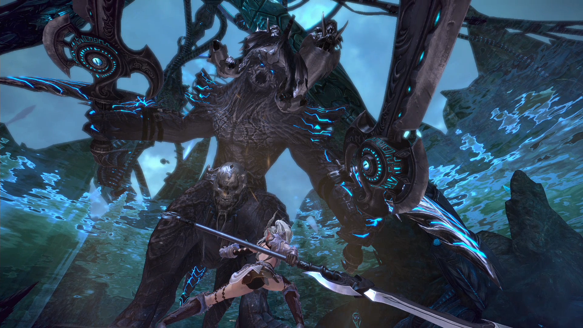 Hands-on with TERA's new Valkyrie class   Massively Overpowered